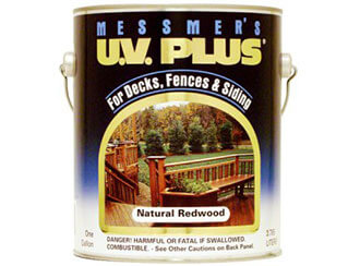 UV Plus for Decks, Fences, Sidings