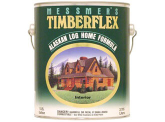 Timberflex Log Home
