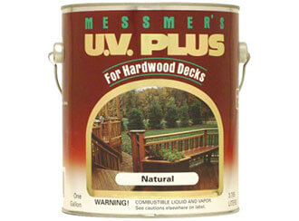 UV Plus for Hardwood Decks